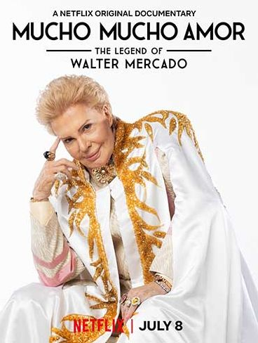 poster documentário Walter Mercado